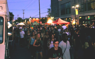 Our Street Night Market - R Street Corridor
