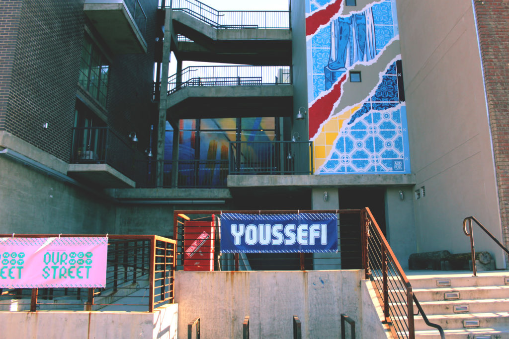 Our Street Market - Tribute to Youssefi